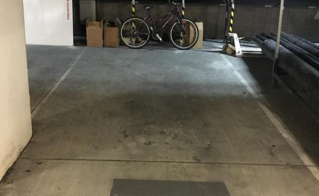 Undercover parking on Campbell Street in Bowen Hills Queensland