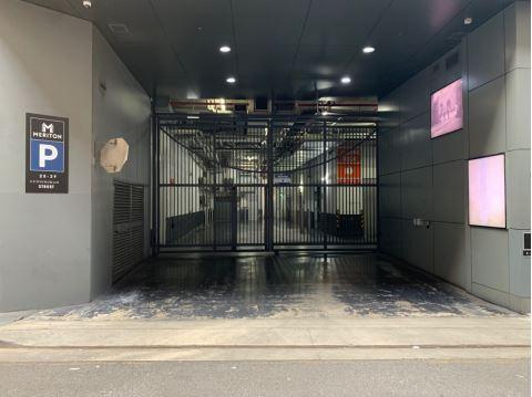 Indoor lot parking on Campbell Street in Haymarket NSW
