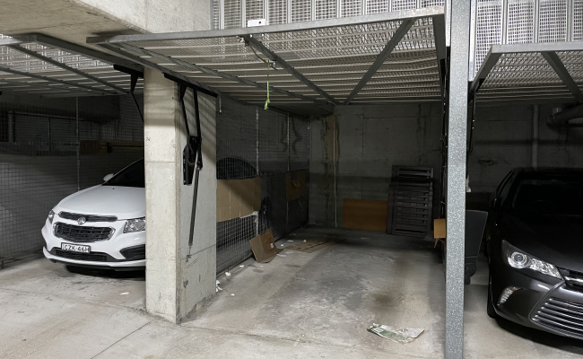 Indoor Parking space available for rent. Cheaper price. Remote control and anytime accessible.