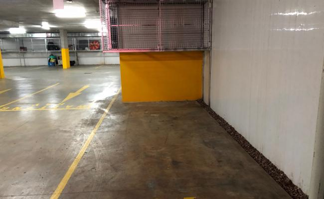 Secure Car Space in Basement parking on Carlingford Road in Epping