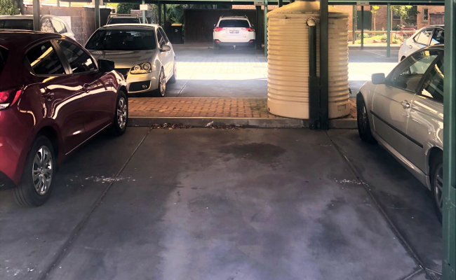 Great parking space, close to the CBD also very close to the free bus ride around the city.