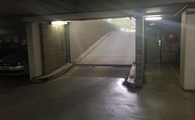 Liverpool CBD Secure carspace
