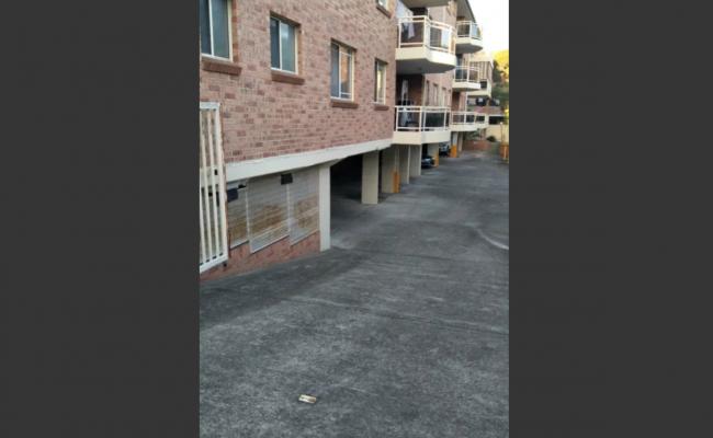 Bankstown - Secure Basement Lockup Garage opposite TAFE