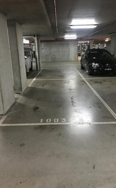 Undercover, security garage in South Yarra