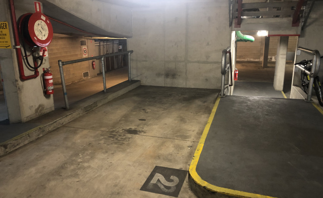 Lock up garage parking on Charlick Circuit in Adelaide SA