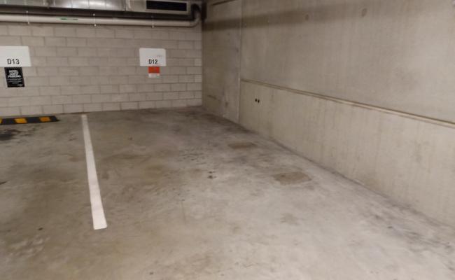Brisbane City CBD car park