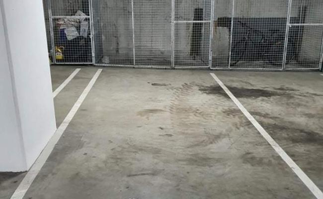 Mascot - Underground Carpark Available
