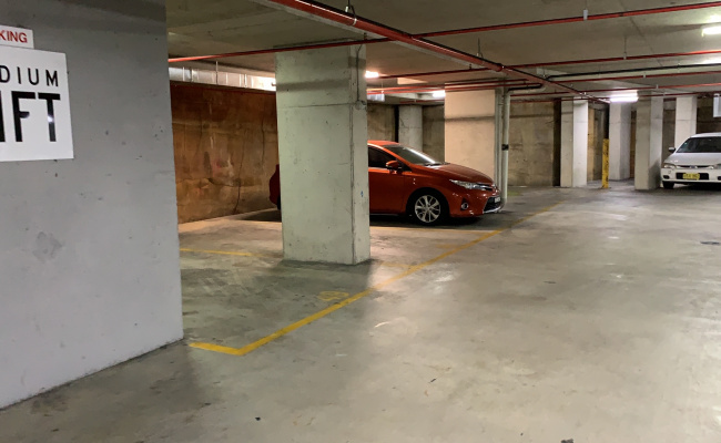 Church Street, Parramatta (Underground Parking)