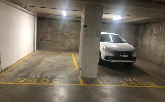 Parramatta - Secured Undercover Parking Next to Parramatta Train Station and Westfield
