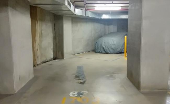 Parramatta - Secure Underground Parking near Train Station and Westfield