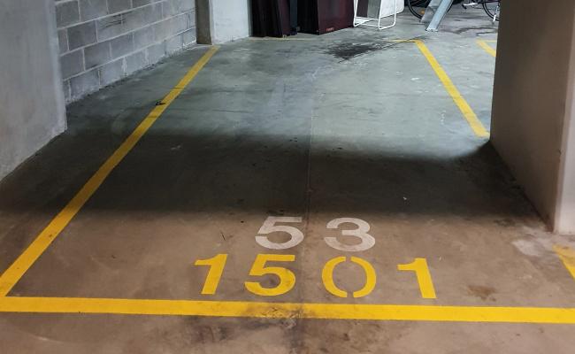 Secured Undercover Parking Space Parramatta