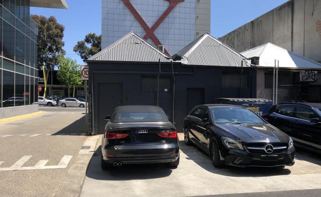 24 hour access - Church Street, Richmond Parking