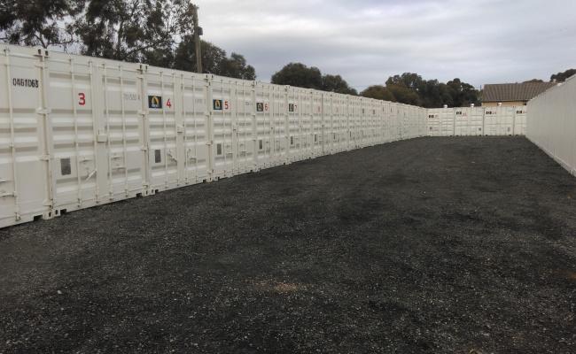 Hendon - 6m x 2.4m Container Parking/Storage