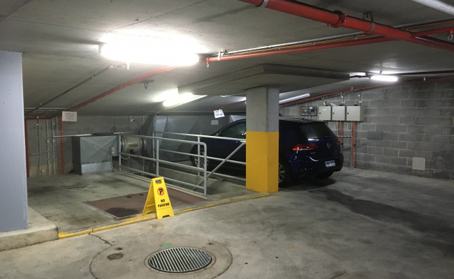 Indoor lot parking on City Walk in City Australian Capital Territory