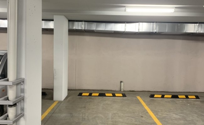 Undercover parking on Claude Street in Chatswood NSW