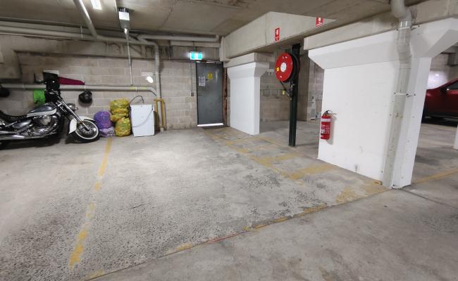 Redfern Indoor Parking