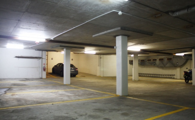 Undercover secure car park (Clovelly/Coogee)