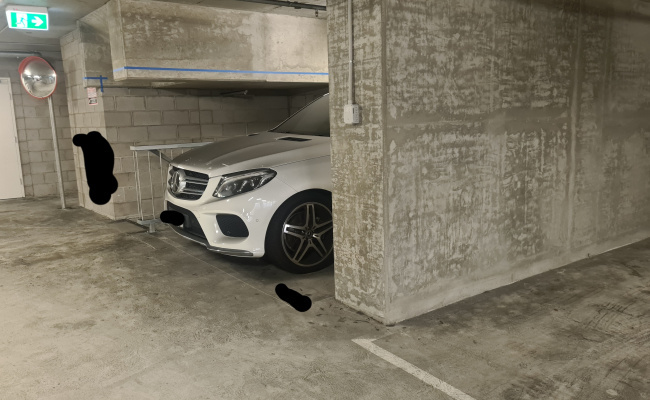 Parking by luxury cars with heightened security and 24/7 access