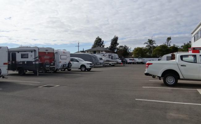 Secure Car, Boat, Caravan Parking in Morwell