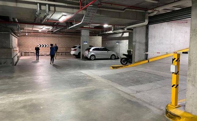 Indoor lot parking on Commercial Road in Newstead Queensland