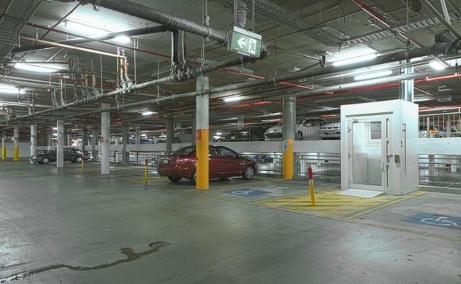 National Convention Centre Parking