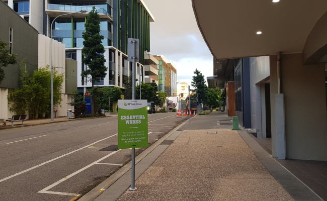 Secured indoor parking space in South Brisbane, near CBD
