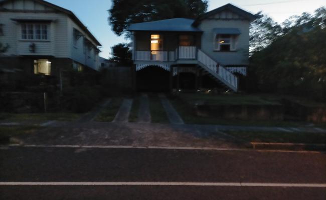 Driveway parking on Cornwall Street in Annerley Queensland