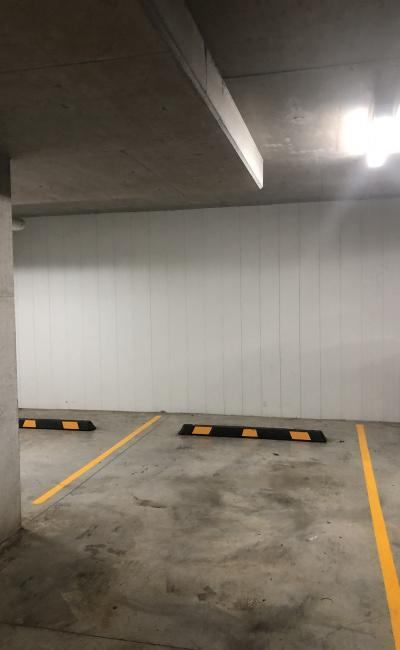 Undercover parking on Courallie Avenue in Homebush West New South Wales
