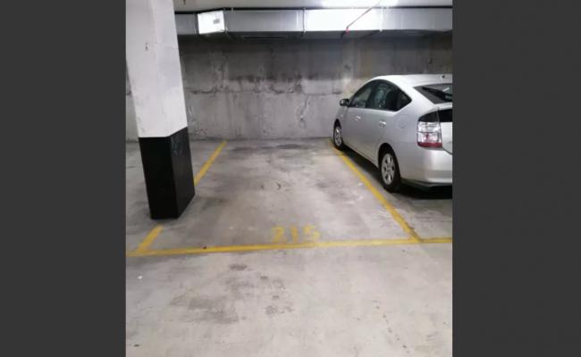 Parramatta - Secure Parking near Westfield and Train Station