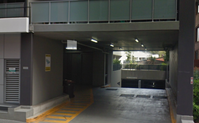 Indoor lot parking on Cowper Street in Parramatta New South Wales