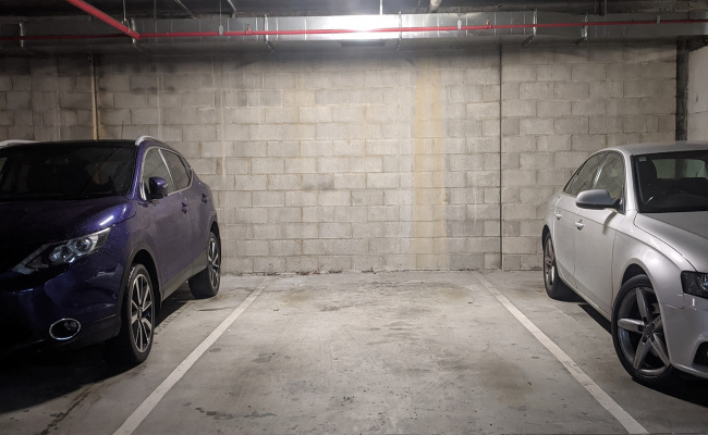 Indoor lot parking on Crawford Street in Queanbeyan New South Wales