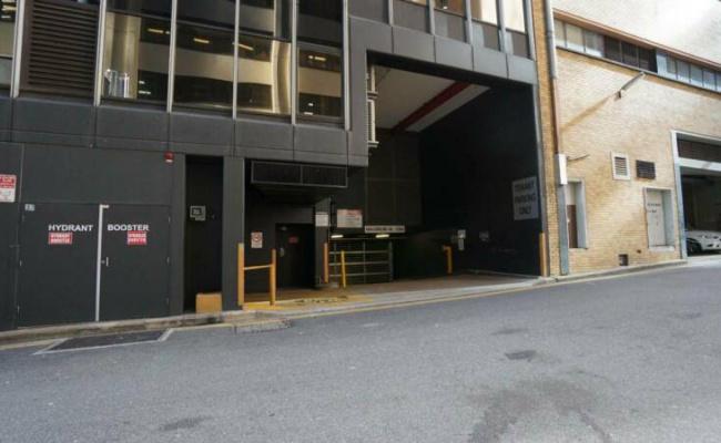 Indoor lot parking on Creek Street in Brisbane City Queensland