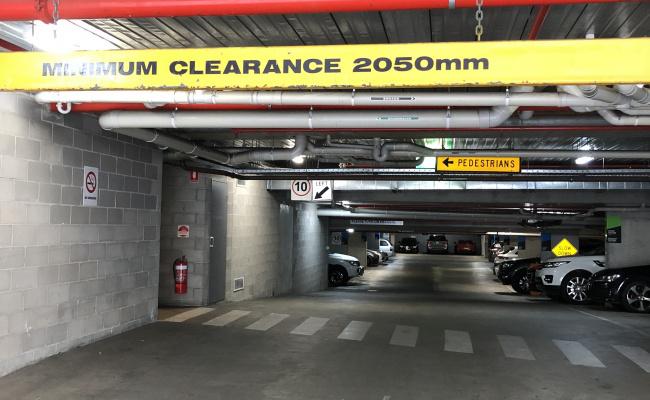 Cremorne Secure Carpark