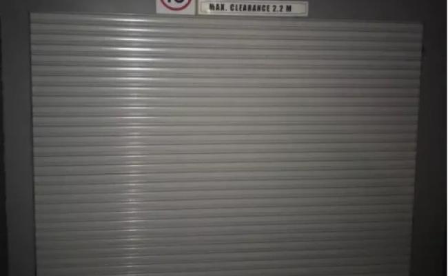 Lock up garage parking on Crescent St in Holroyd