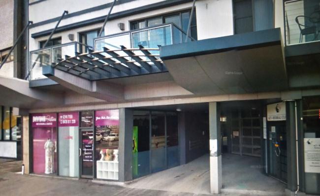 Wollongong CBD car park with storeroom lease