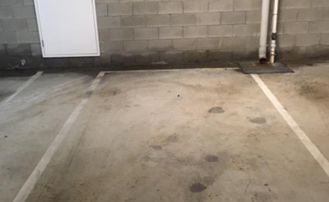 Indoor lot parking on Cunningham Street in Newstead Queensland