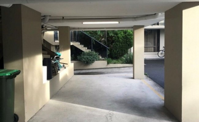 Indoor lot parking on Curlewis Street in Bondi Beach New South Wales 2026