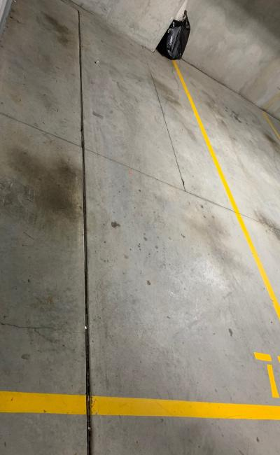 Indoor lot parking on Darcy Rd in Westmead