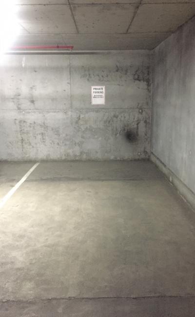 Indoor lot parking on Dorcas Street in Southbank VIC