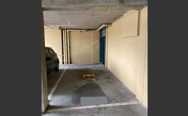 North Sydney - Safe Covered Parking near Train Station