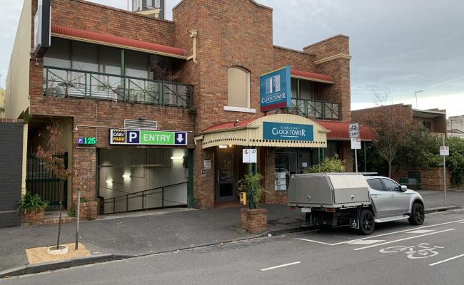 Drummond St Carlton carspace