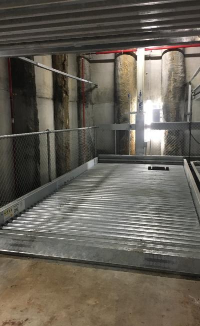Secure basement parking space, super close to train station & CBD
