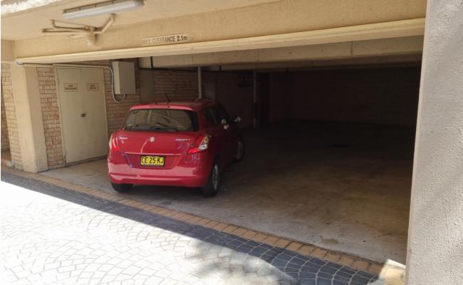 Parramatta - Secure LUG for Parking/Storage near Train Station
