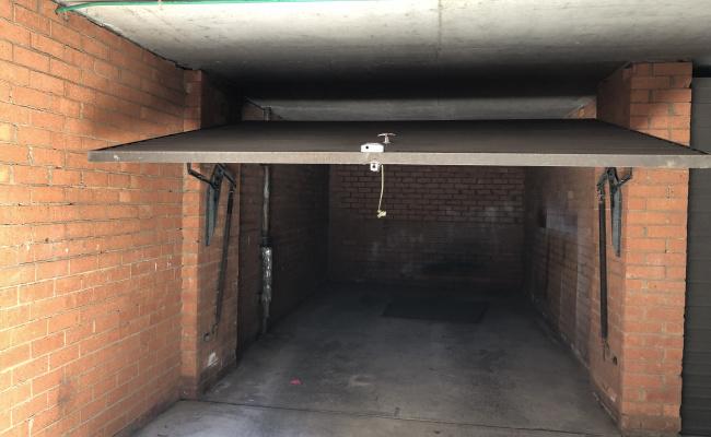 Early St Parramatta car park