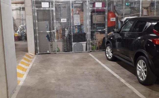 Indoor lot parking on East La in North Sydney NSW 2060
