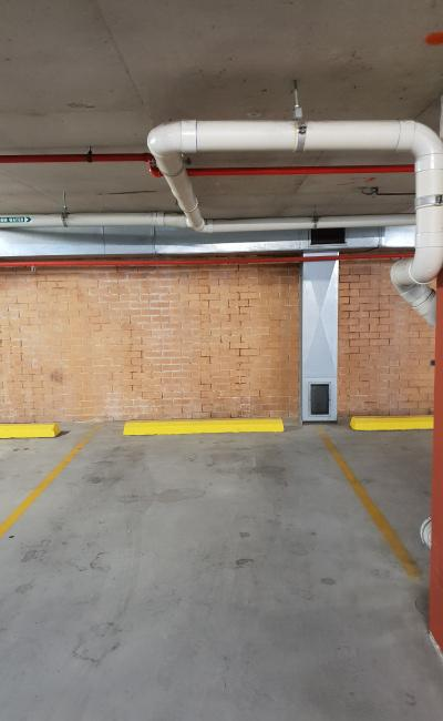Indoor lot parking on East Terrace in Adelaide South Australia