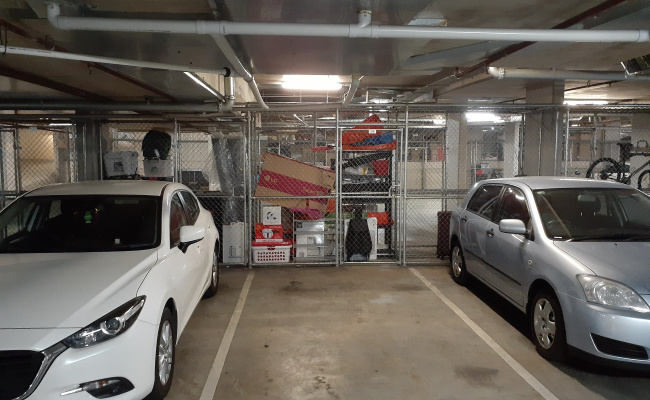Indoor lot parking on Easty Street in Phillip Australian Capital Territory