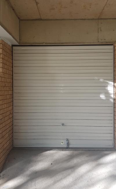 Lock up garage parking on Elizabeth St in Parramatta