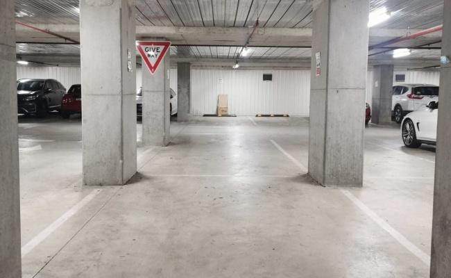 24/7 Secured basement parking for rent Close to Burwood train station