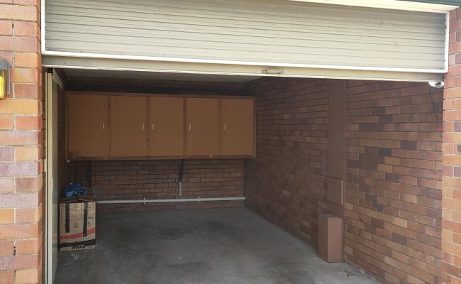 Lock Up Garage in New Farm